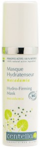 Masque hydratenseur Macadamia - Flacon airless 40 ml