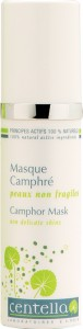 Masque Camphré- Flacon airless 40 ml