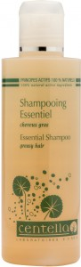 0263 - Shampooing cheveux gras